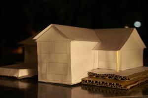 3D visualisering med papir